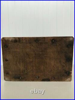 Beautiful Antique gothic jewel box in oak
